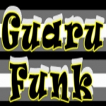 Logo da emissora Rádio Guaru Funk