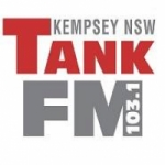 Logo da emissora Radio Tank 103.1 FM