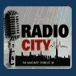 Logo da emissora Rádio City Web