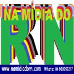 Logo da emissora Na Mídia do RN