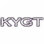 Logo da emissora Radio KYGT 102.7 FM