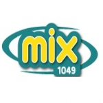 Logo da emissora Radio Mix 104.9 FM