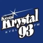 Logo da emissora Radio KYSL 93.9 FM