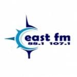 Logo da emissora Radio East 88.1 FM
