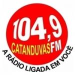 Logo da emissora Rádio Catanduvas 104.9 FM