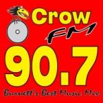 Logo da emissora Radio Crow 90.7 FM