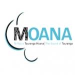 Logo da emissora Radio Moana 98.2 FM