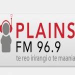 Logo da emissora Radio Plans 96.9 FM