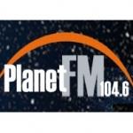 Logo da emissora Radio Planet 104.6 FM
