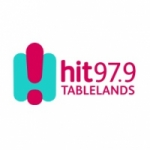 Logo da emissora Radio Hit 97.9 Tablelands