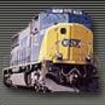 Logo da emissora Railroad Radio CSX Decatur