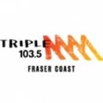 Logo da emissora Triple M Fraser Coast 103.5 FM