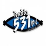 Logo da emissora Radio 531pi AM