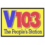 Logo da emissora Radio WVUV 103 FM
