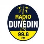 Logo da emissora Radio Dunedin 99.8 FM