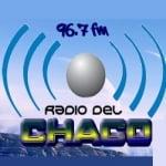 Logo da emissora Radio Del Chaco 96.7 FM