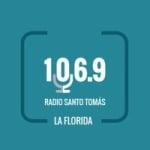 Logo da emissora Radio Santo Tomas 106.9 FM