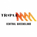 Logo da emissora Radio Triple M Central Queensland 101.5 & 95.1