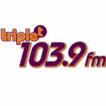 Logo da emissora Radio Triple T 103.9 FM