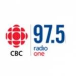 Logo da emissora CBC Radio One 97.5 FM