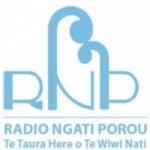 Logo da emissora Radio Ngati Porou 93.3 FM