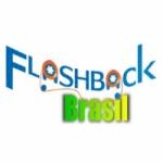 Logo da emissora Flash Back Brasil