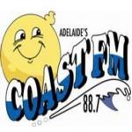 Logo da emissora Radio Coast 88.7 FM
