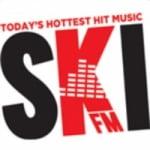 Logo da emissora Radio Ski 96.6 FM