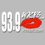 Logo da emissora WKYS 93.9 FM