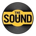 Logo da emissora Radio The Sound 93.8 FM