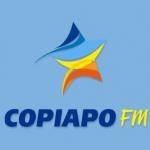 Logo da emissora Radio Copiapo 88.7 FM