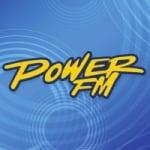 Logo da emissora Radio Power 100.3 FM