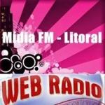Logo da emissora Mídia Web Litoral