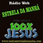 Logo da emissora Rádio Estrela da Manhã