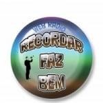 Logo da emissora Rádio Recordar Faz Bem