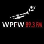 Logo da emissora Radio WPFW 89.3 FM