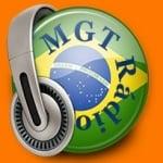 Logo da emissora MGT Rádio Love Hits