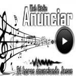 Logo da emissora Web Rádio Anunciar