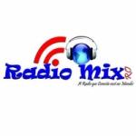 Logo da emissora Rádio Mix Web