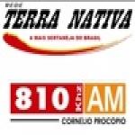 Logo da emissora Rádio Terra Nativa 810 AM