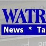 Logo da emissora WATR 1320 AM