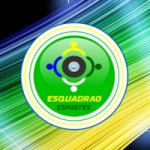 Logo da emissora Rádio Esquadrão Esportes
