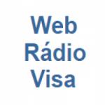 Logo da emissora Web Rádio Visa