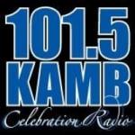 Logo da emissora Radio KAMB 101.5 FM
