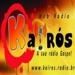 Logo da emissora Rádio Kairós Gospel