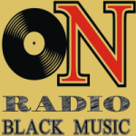 Logo da emissora On Radio Black Music