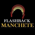 Logo da emissora Flashback Manchete