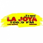 Logo da emissora Radio KQLB 106.9 FM