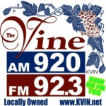 Logo da emissora Radio KVIN 920 AM 92.3 FM
