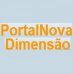 Logo da emissora Rádio Nova Dimensão 92.9 FM
